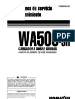 Vsam500100 Wa500-3h Spanish