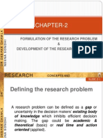 Research Methdology ch.2 - ppt