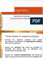 Research Methodology ch.3 - ppt