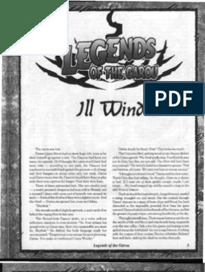 Allies/' Gateway Rite Umbra Edition Rage CCG