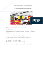 JAIRO PresentaciOn Personal Por Subsistemas