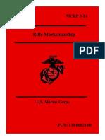 Mil - Rifle Marksmanship Part 1