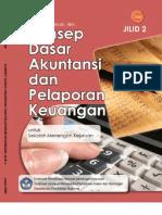 Konsep Dasar Akuntansi Dan Pelaporan Keuangan Kelas XI Jilid 2