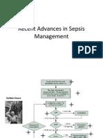 Recent Advances in Sepsis Management12