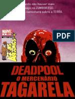 Deadpool - O Mercenário Tagarela 03 de 05