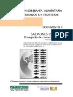 DOC4,SALMONES en CHILE, El Negocio de Comerse El Mar