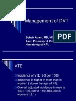 32578_Management of DVT