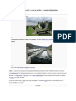 Lock Intro and lock gates description text document