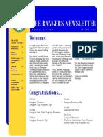 Lee Rangers Newsletter (volume 1 issue 3)