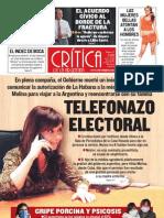 Diario Critica 2009-06-13