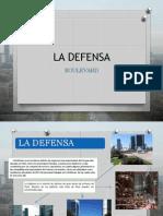 La Defensa