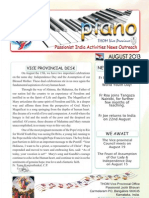 Thom Vice Province Piano August 2013