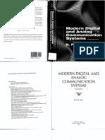 Modern Digital and Analog Communications Systems (B. P. Lathi) 3rd Ed.