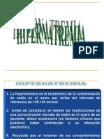 Hipernatremia -> FuturaMédica
