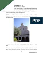 Tabgha the Church of the Multiplication