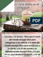 Mujeres de La Biblia en El Liderazgo_PP