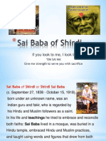 Saint of Shirdi