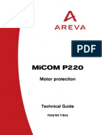 MiCOM P220 TechnicalGuide En