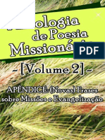 Antologia de Poesia Missionária Volume 2