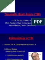 Traumatic Brain Injury English