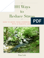 101 Ways to Reduce Stress