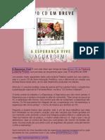 Press Release CD a Esperanca Vive Ludmila Ferber