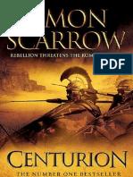 Simon Scarrow - Centurionul