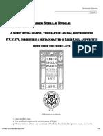 Liber Stellae Rubeae Sub Figura LXVI (Book 66) - Aleister Crowley