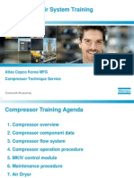 Training Data for Compressed Air System