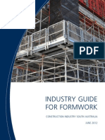 Formwork Guide