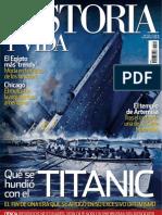 Historia y Vida TITANIC