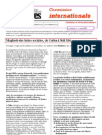 2009 - 5 - 28 - Solidaires International n°11