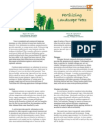 Fertilizing Landscape Trees (SP548)