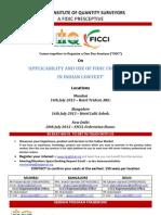 Flyer- Iiqs -Ficci -Odc 1 July-2013