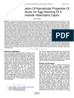 in-vitro-evaluation-of-nematicidal-properties-of-neem-products-on-egg-hatching-of-a-phytonematode-heterodera-cajani