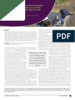 Journal plant systematics
