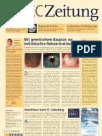 Cerec Zeitung Ausgabe 16-10