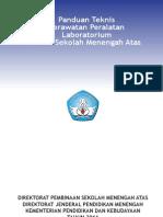Buku Perawatan Alat Lab Kimia
