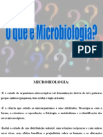 Aula 1 - Microbiologia Geral