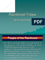 Rainforest Tribes
