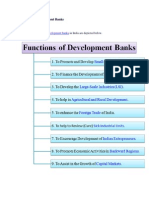Functions of Development Banks