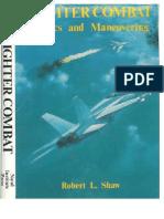 Fighter Combat Tactics and Maneuvering