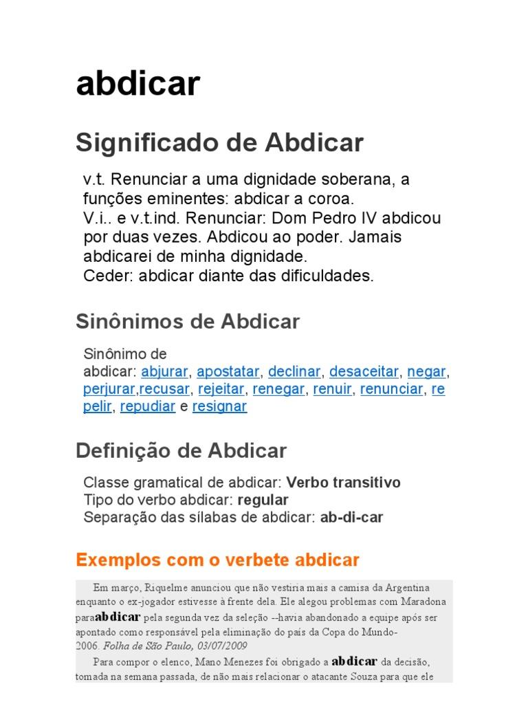 Abdi Car | Tempo Gramatical | Gramática