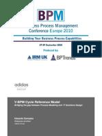 V-BPM Cycle Presentation