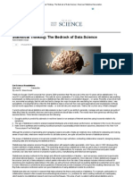 Statistical Thinking_ the Bedrock of Data Science _ American Statistical Association