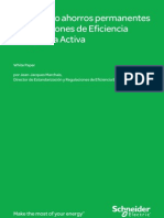 Active Energy Efficiency in Lam Spanish 998 2834