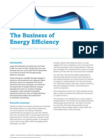 Cta001 Business of Energy Efficiency