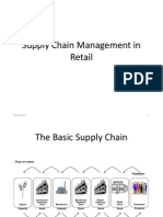 Supply Chain Management in Retail