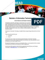 Bachelor of Information Technology 2011(1)