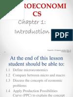 Chap 1 -Intro to Microeconomics-new